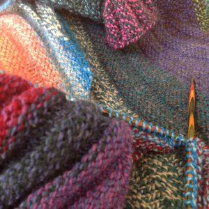 morgonstickning eugenia mariasgarn knittersofinstagram sticklivet