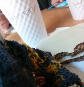 morgonstickning presa mariasgarn knitwork16 sticklivet
